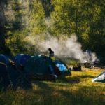 みんなで過ごすキャンプ