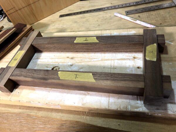 木枠 完成