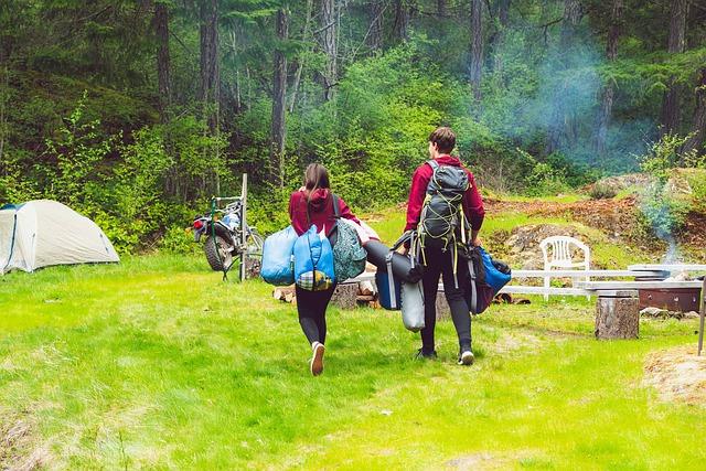 春のキャンプ2