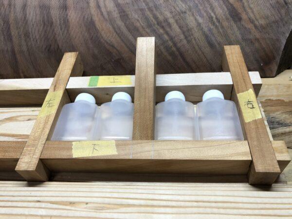 枠材を作る