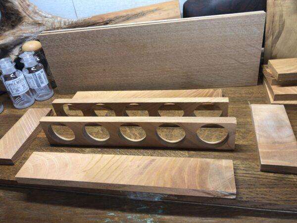 スパイスボックスの枠を作る